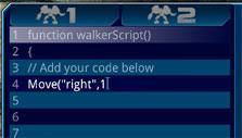 Code Warriors: Typing code