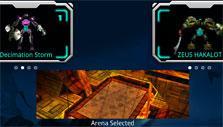 Multiplayer mode in Code Warriors