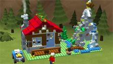Lego Creator Islands: Miner's place