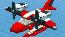 Lego Creator Islands: Seaplane