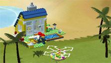 Placing decor in Lego Creator Islands