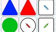 Preschool Adventures: Colors and shapes