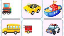 Preschool Adventures: Modes of transportation