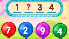 123 Numbers: Number order