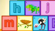 ABCmouse Mastering the Alphabet: Lowercase letters