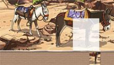 Donkey Puzzle Game