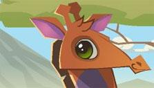 Animal Jam Giraffe