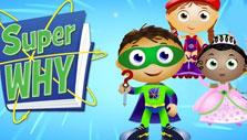 Spectacular Sounds Bingo PBS Kids Super Why