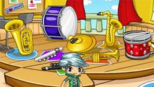 Music Room in Fantage