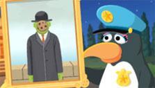 Detective Elmo: The Cookie Case Capture