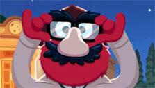 Detective Elmo: The Cookie Case Disguised Elmo