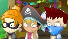 Pirate Costumes in Ekoloko