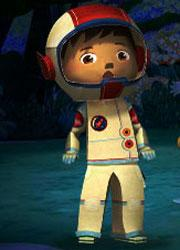 Zack & Quack Moon Mission