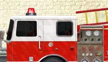 Fire Truck Rescue Truck