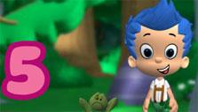 Bubble Guppies Fairytale Counting Magic Items