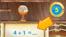 Math in Rescue the Blue Mermaid