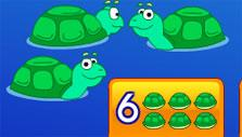Dora: First Day at School Counting Turtles