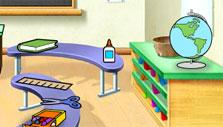 Dora: First Day at School Finding Objects