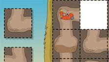 Tunnels in Meerkat Jubilee