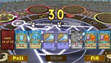 Wizard 101: Card-based Combat
