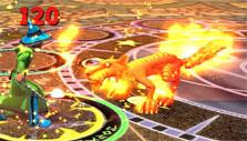 Taking damage in Wizard 101