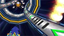 Math Blaster: Hyperblast 2: Avoiding projectiles
