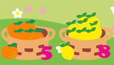 Counting fruits