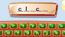 Spelling Bug: Hangman: Guessing the word