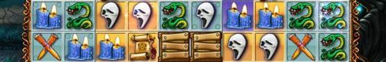 Giochi Casuali Gratis - Match-3 Games for Halloween
