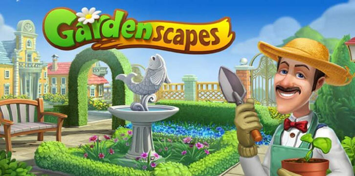 Number 2: Gardenscapes: New Acres