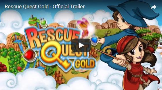 Rescue Quest Gold - Official Trailer Video