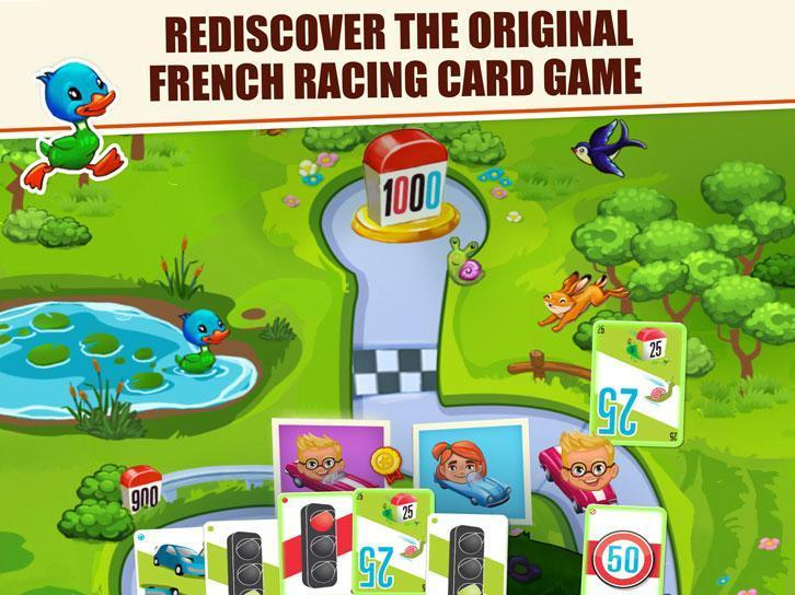 Asmodee Digital and DUJARDIN Announce Release of Digitalized Tabletop Game, Mille Bornes
