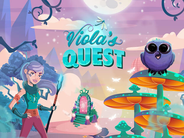 Viola´s Quest is Coming Worldwide!