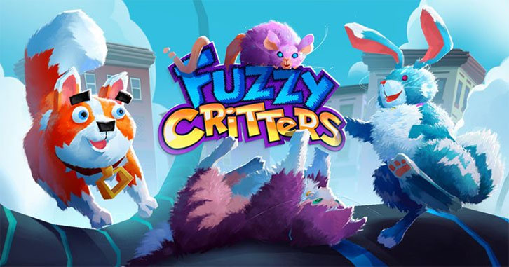 PeopleCorp Gaming Launches First Mobile Match-3 Game: Fuzzy Critters