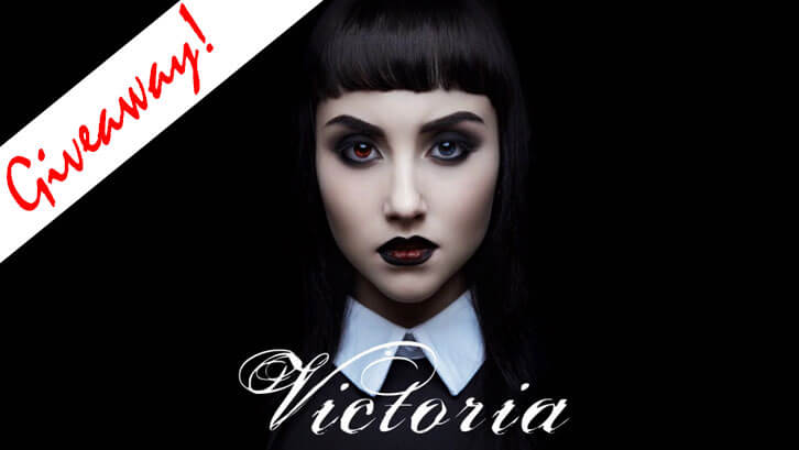 Giveaway for Victoria, a Horror-Themed Match-3 Adventure Game
