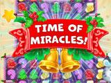 Sweet Christmas Cookies Time of Miracles