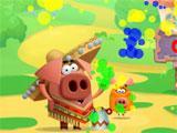 Piggy Bubble