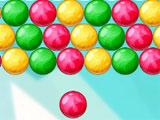 Making a match in Bubble Shooter Team Battle