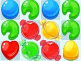 Candy Rain 4: Wrapped candies