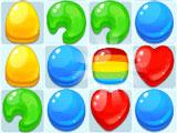 Rainbow candy in Candy Rain 4