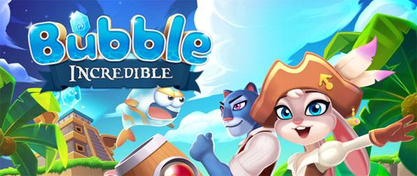Bubble Incredible - Rescue all the Golden Turtles.