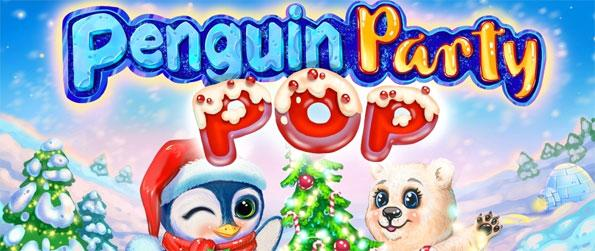 Penguin Party Pop - Enjoy this high quality bubble shooter game that's sure to have you entertained for hours upon hours.