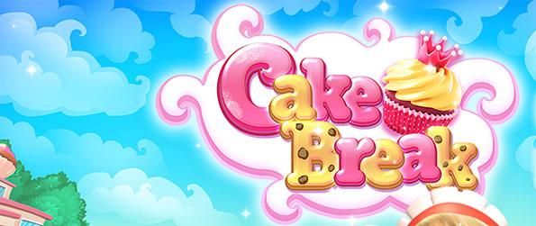 Cake Break - Immerse yourself in a very exciting Match 3 game full of marshmallows, chefs and magic.