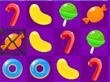 Sweets and Cakes Match 3 challenging level