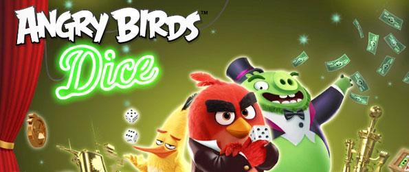 Angry Birds Dice - Pit the Birds and the Hogs against one another in a new game.