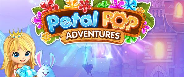 Petal Pop Adventures - Enjoy this exciting game that elevates traditional bubble shooting gameplay to a whole new level.