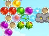 Challenging obstacles in Bubble Dogs