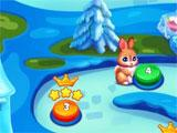 Bubble Forest Friends level selection screen