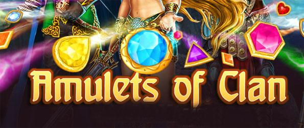 Amulet of Clans - Embark on an amazing Match 3 adventure that will keep you glued to your seats.