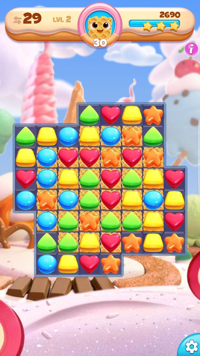 Cookie Jam Blast Free Casual Games